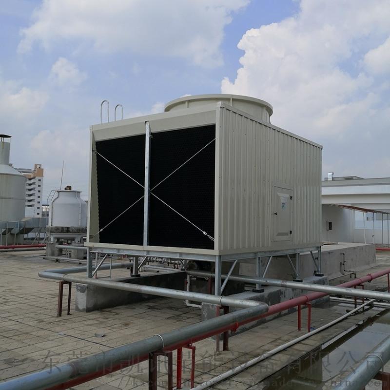 義烏方形冷卻塔 500T 冷卻塔空調冷卻塔