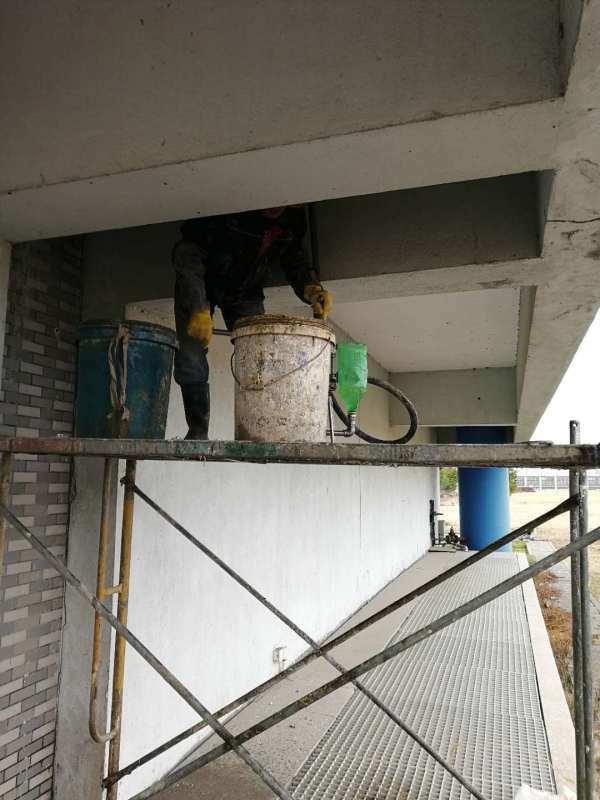 金华电缆沟施工缝渗漏水补漏技术
