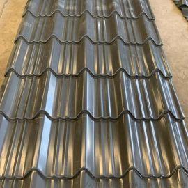 780型铝镁锰琉璃瓦 武汉铝镁锰琉璃瓦厂家