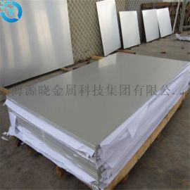 现货国标6061T6铝板 6061贴膜铝板 6061T651白面铝板零切