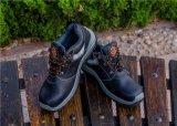 耐油耐酸鹼勞保鞋PU大底工作鞋