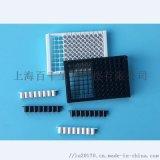 上海百千可拆的黑色酶标板 96孔可拆卸式黑色酶标条 荧光酶标板黑板 单条可拆卸黑色96孔板厂家