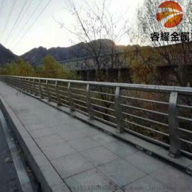 不锈钢桥梁护栏道路隔离栏杆