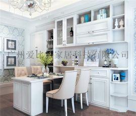 广州小户型餐边柜设计,定制餐具柜
