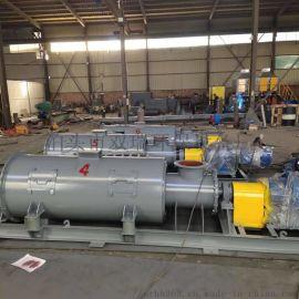 单轴加湿机定制加工 厂家供应DSZ型粉尘加湿搅拌机