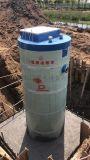 玻璃鋼智慧型一體化預製泵站,污水提升泵站廠家,污水提升一體化水箱
