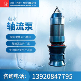高效节能轴流泵/潜水轴流泵品牌/qz大流量轴流泵