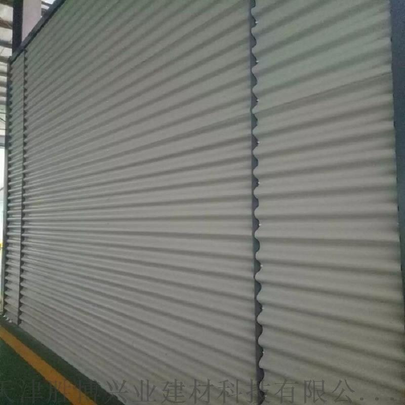 鋼結構工程 新型岩棉玻璃絲棉板