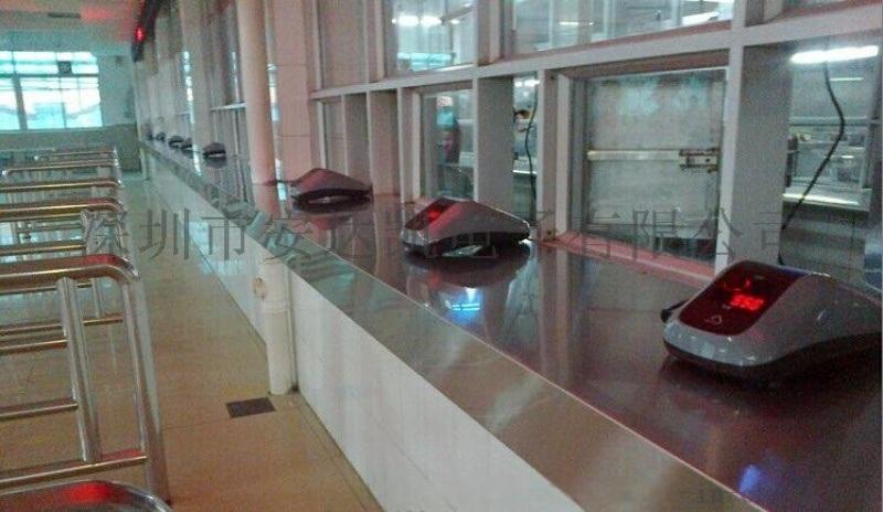 吉林学校刷卡机厂家 彩屏打印一体学校刷卡机