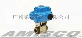 美国AMISCO进口电动高压球阀