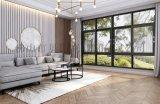 貝思克廠家  別墅客廳鋁合金推拉窗 三軌帶紗推拉窗