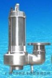 不锈钢污水潜水泵(耐腐蚀,耐酸碱)