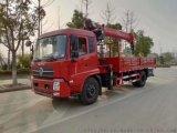 東風天龍配14噸16噸傑龍吊機可按揭漯河