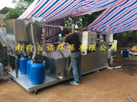 江西隔油提升一体化设备