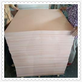木刻画用PVC板 防水木塑板 手工建筑模板