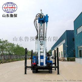 HBZ环保钻机液压取土螺旋建井