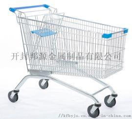 洛阳超市购物车出售厂家