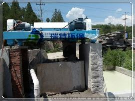 鄢陵高强度钢材污泥脱水机 小型工艺**