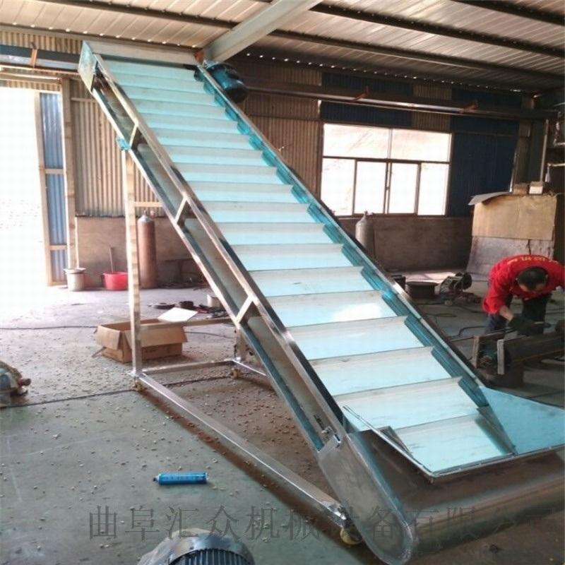 全铝型材皮带机 铝型材生产线 六九重工 铝合金物料
