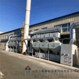 有机废气处理设备活性炭吸附脱附专业定制催化燃烧炉
