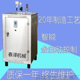 小型生物质颗粒蒸汽发生器 自动补水蒸汽发生器