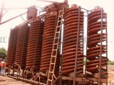現貨供應選金選鐵洗煤螺旋溜槽重力選礦BL1500