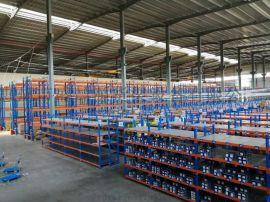 惠州货架盛昌源重型货架阁楼平台模具架