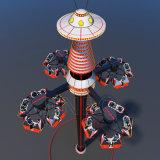 旋转类游乐设备高空赏月成人游乐设施项目厂家报价单