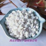 白石子厂家供应白色鹅卵石 园艺铺面小白石 白色碎石