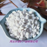 白石子廠家供應白色鵝卵石 園藝鋪面小白石 白色碎石