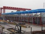 大型物流移動雨棚戶外工地活動帳篷-雨棚供應商-價格-成都雨棚免費  安裝