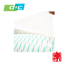 DIC8800CH绵纸0.145厚可反复黏贴双面胶