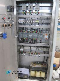 自贡自泵水泵厂不锈钢户外型一控一自耦降压启动控制柜