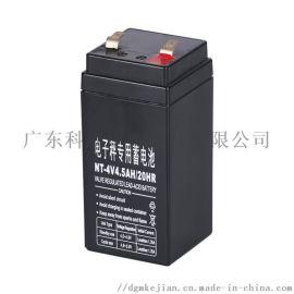 电子秤专用铅酸蓄电池
