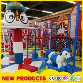 儿童游乐园设备糖果主题淘气堡 室内亲子乐园设施