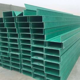 电缆敷设桥架  霈凯环保  玻璃钢组合式桥架价格
