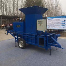 浙江宁波秸秆成型机 秸秆煤炭压块机报价