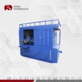600L带试压功能组合流量冲洗设备