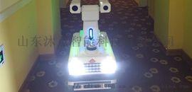 智能机器人提高巡检效率