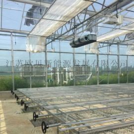 农业大棚采暖空气能,办公楼超低温冷暖热泵机组