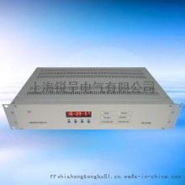 时间统一授时器高密度集成的电路结构