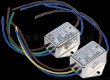 單相單級電源濾波器380V抗干擾音頻
