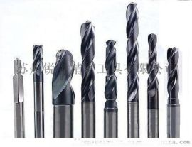 CNC合金钻头,可定制麻花钻和直槽钻,硬度高耐用