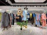 诗佩妮杭州品牌CP女装货源大码女装连衣裙走份打包