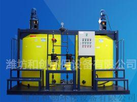 全自动PAC加药设备/水厂絮凝剂加药装置