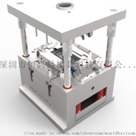 恒兴昌模具加工厂家定制 塑料注塑模具设计与制造