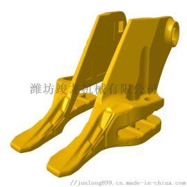 潍坊竣龙专注合金钢高锰钢耐磨斗齿