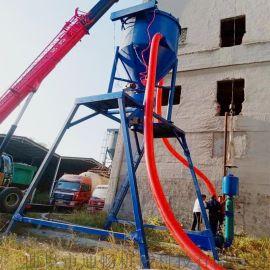 遥控机械臂自动吸灰机 气力输送机 负压水泥粉吸料机