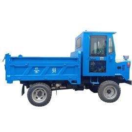 广西农用拖拉机 改装四轮工程车 液压后卸拖拉机