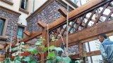 成都口碑好的庭院木花架生产厂家